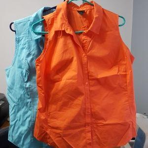 Bundle of short sleeve blouses